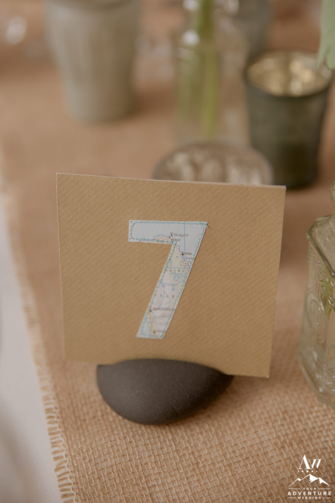 place card holders table numbers
