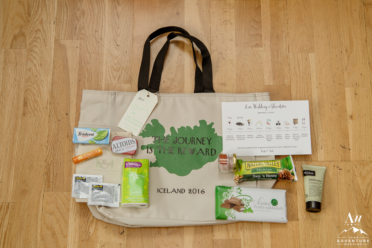 iceland-wedding-welcome-bag-ideas-iceland-wedding-planner