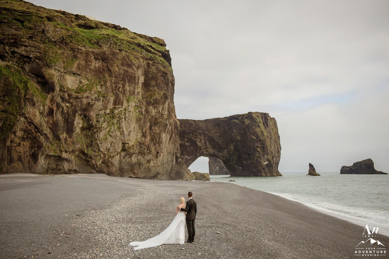 Iceland Beach Wedding Locations