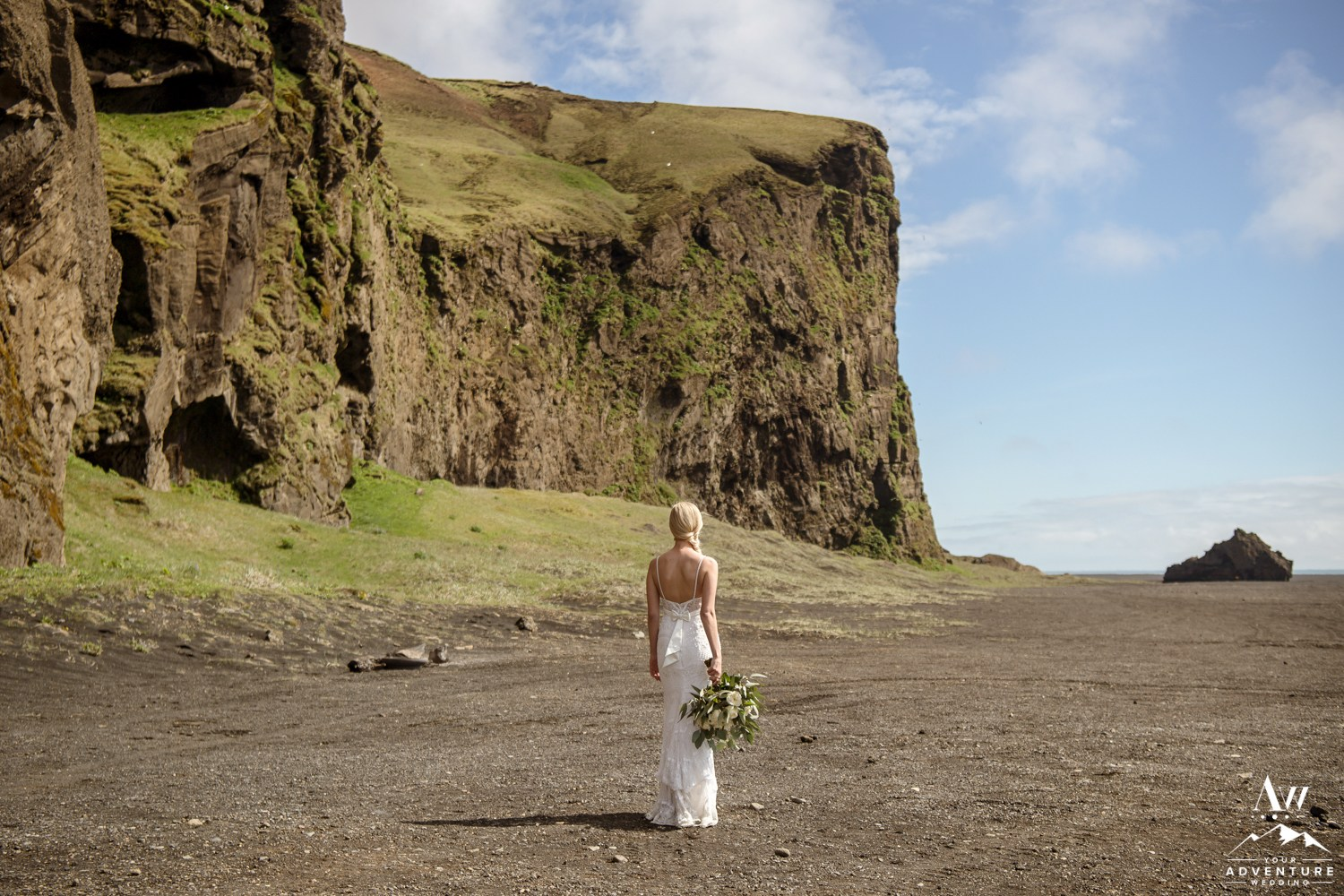 Iceland Bridal Photos