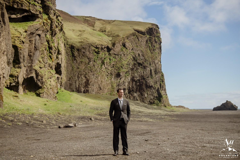 Iceland Groom Photos