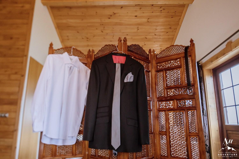 Iceland Wedding Attire Suit