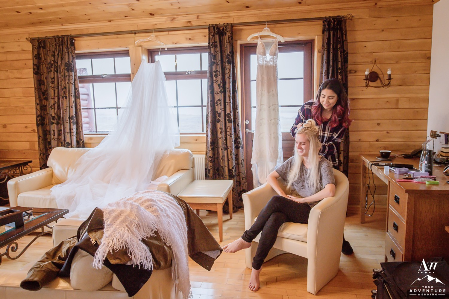 Iceland Wedding at Hotel Ranga-1