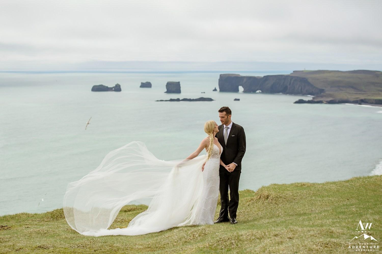 Luxury Wedding in Iceland: Chelsey + Alex | Iceland Wedding Planner