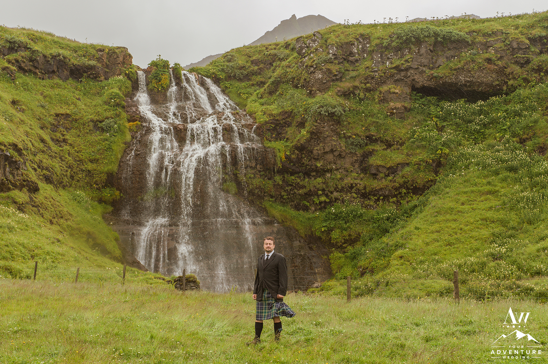 Iceland Wedding - Groom Details