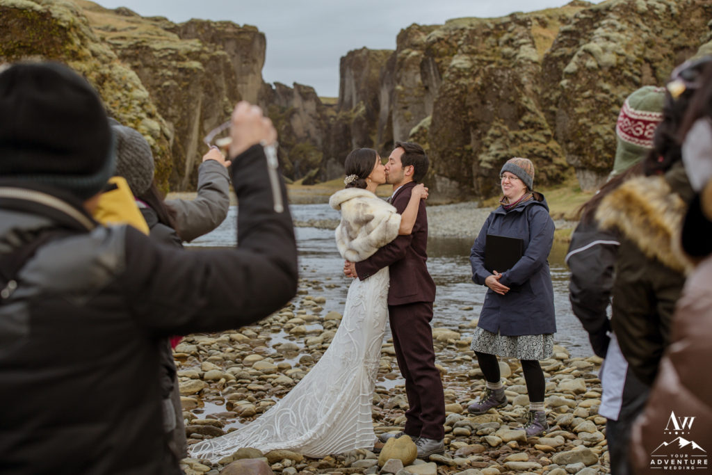 Big Wedding in Iceland