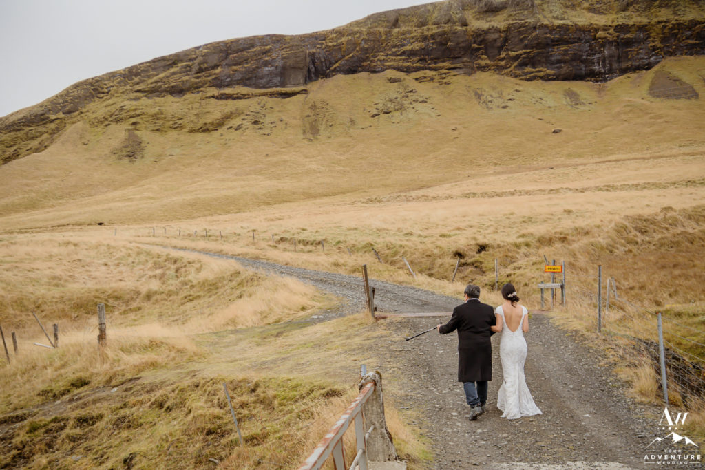 Iceland Bus Wedding Locations