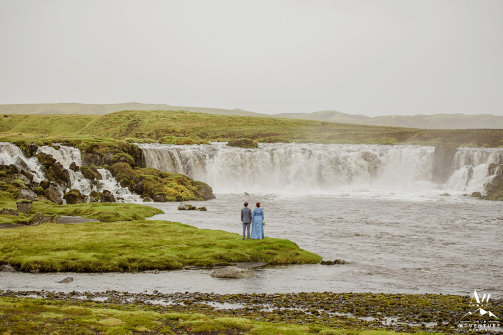 Icelandic Highlands Wedding Locations