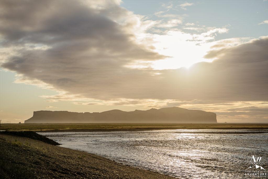 Iceland Elopement Sunrise