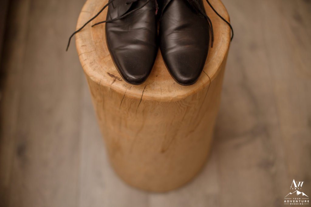 Iceland Groom Shoes