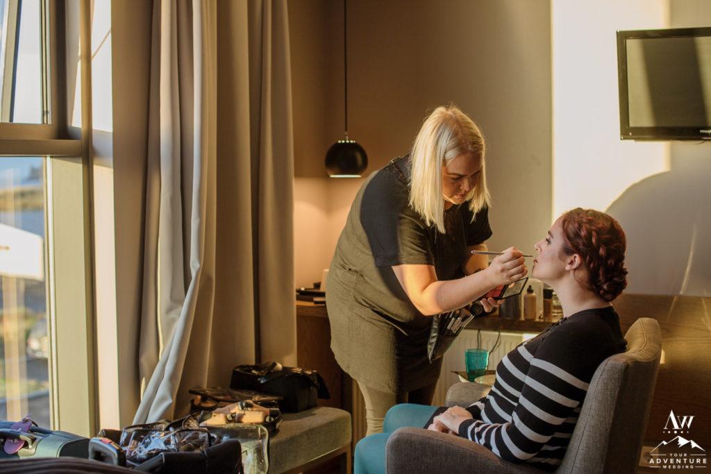 Iceland Makeup Artist MAC