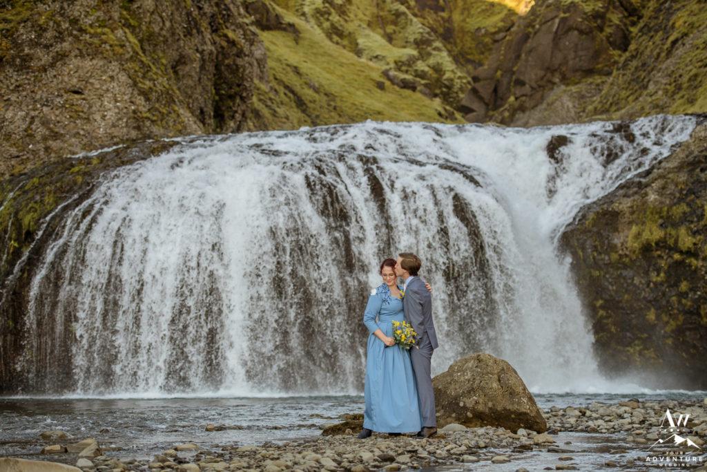 Adventurous Elopement in Iceland