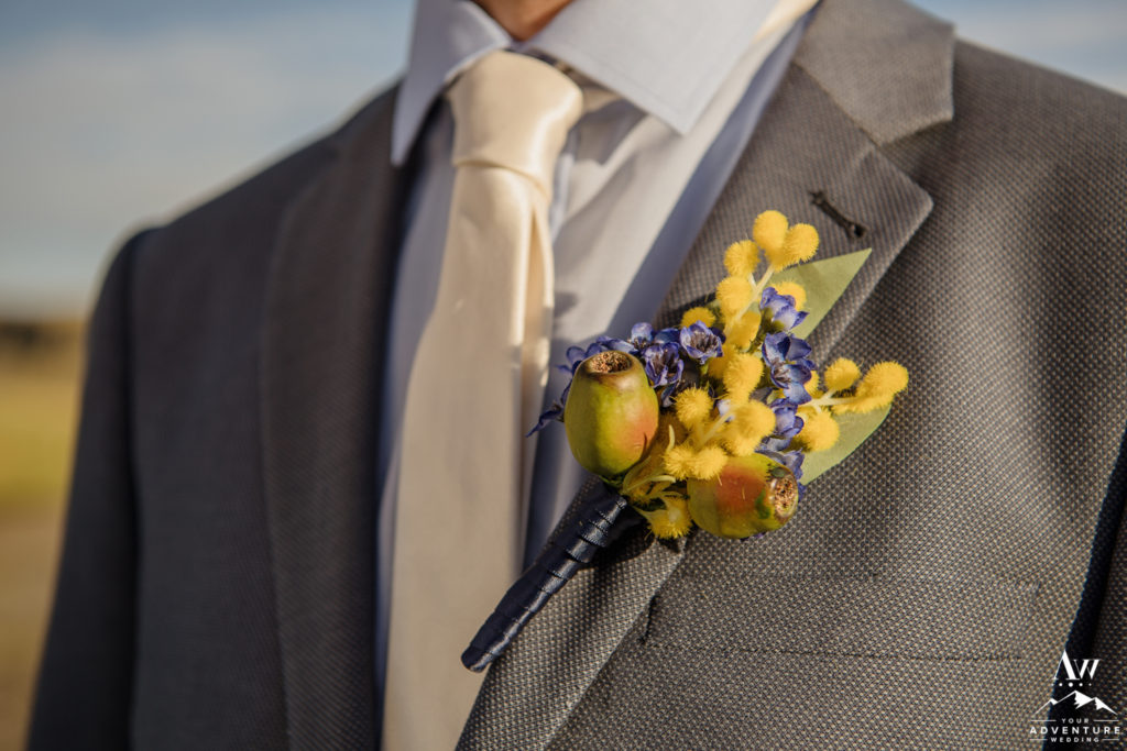 Iceland Buttonhole