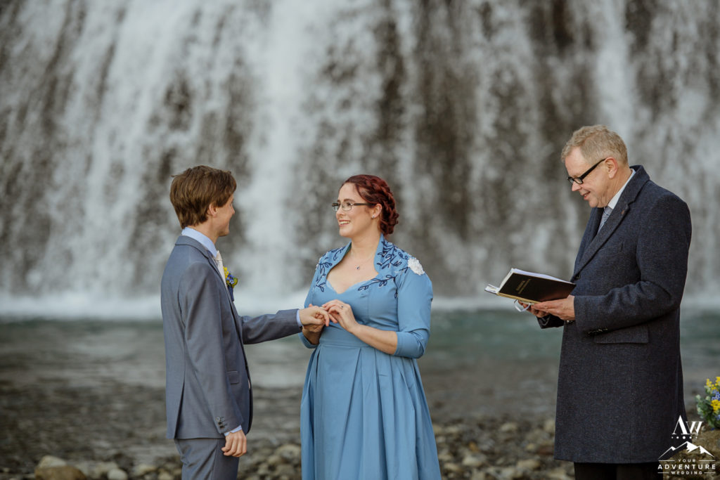 Wedding in Iceland