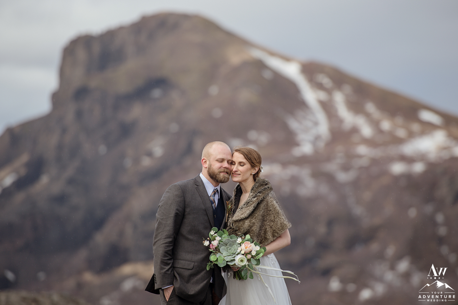 Adventurous Wedding Photos in Thorsmork Iceland
