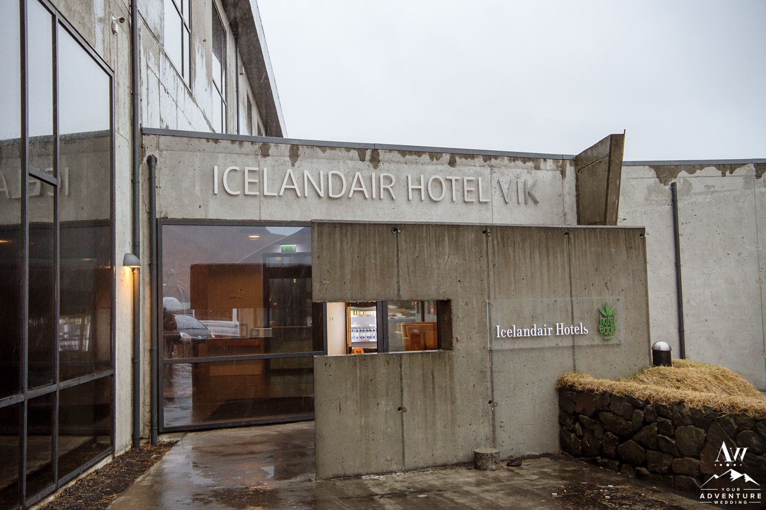 Icelandair Vik Wedding Day Adventure