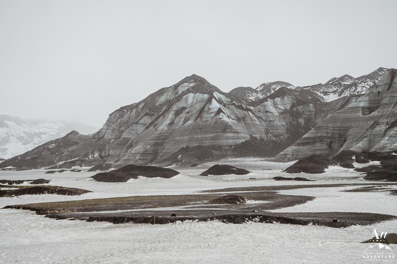 Katajokull Glacier Elopement in Iceland