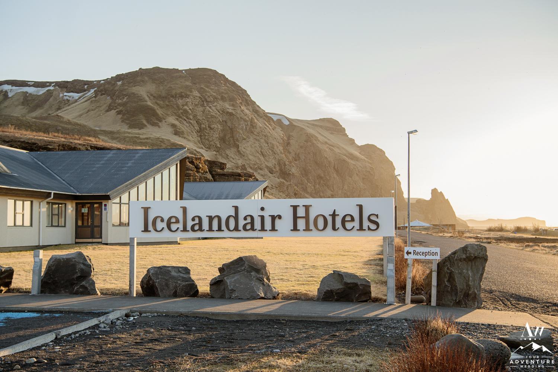 Icelandair Vik Wedding Hotel