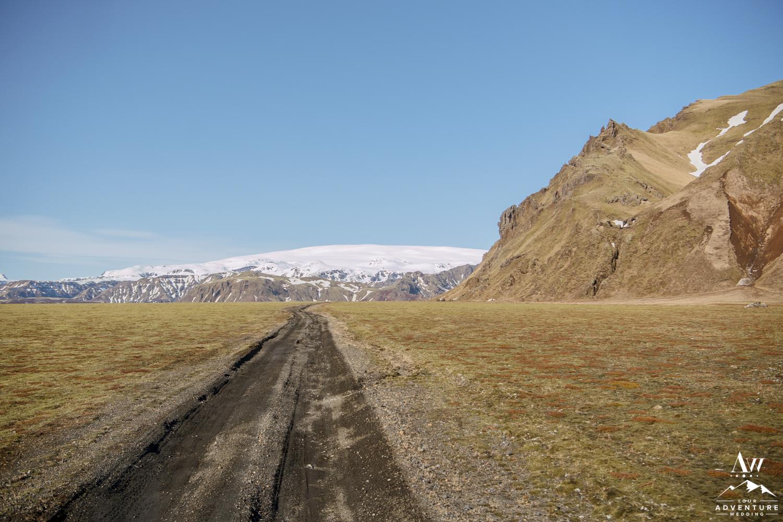 Iceland Super Jeep Wedding Views