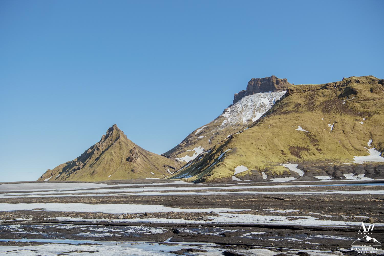Private Glacier Wedding Area in Iceland