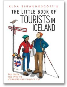 Best Books to Gift Your Iceland Wedding Guests Alda Sigmundsdóttir