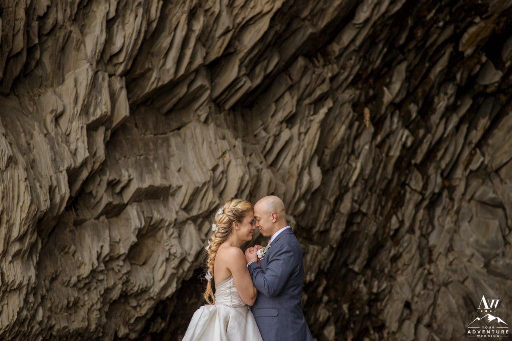 Iceland Wedding photos on Reynisfjara Black Beach