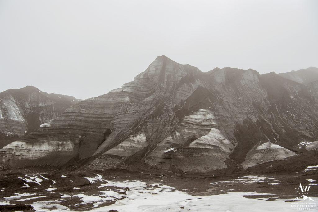 Iceland Ice Cave Wedding Location Black Glacier