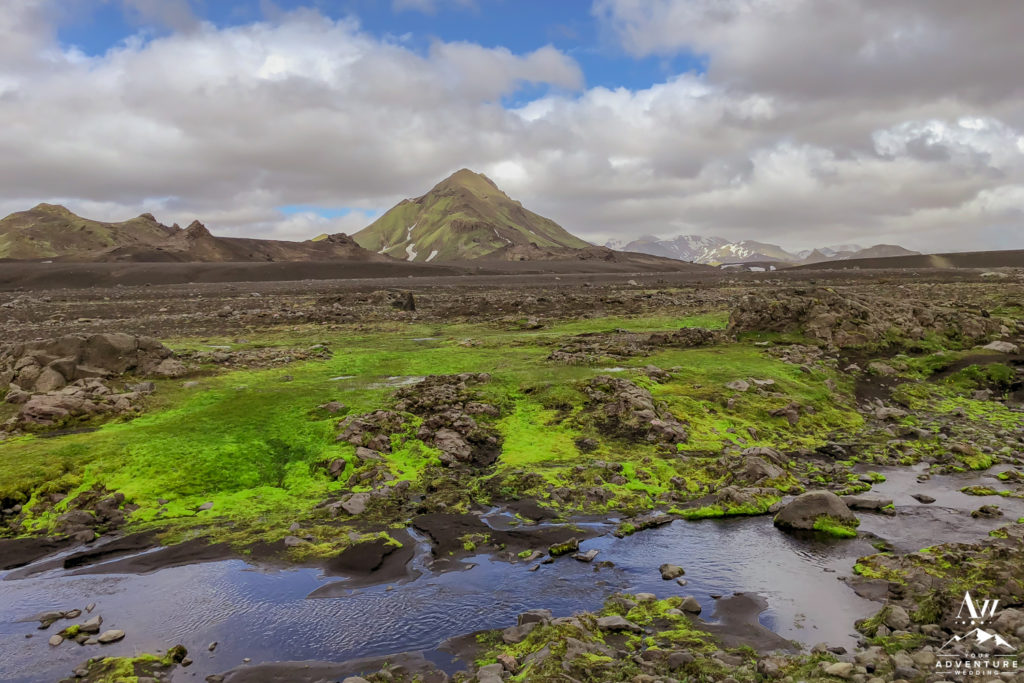 Offbeat Wedding Locations in Iceland Highlands
