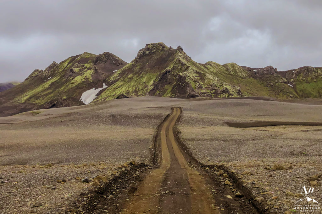 Iceland Honeymoon Hiking Highland Mountains