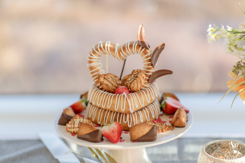 Iceland Wedding Cake Kransakaka