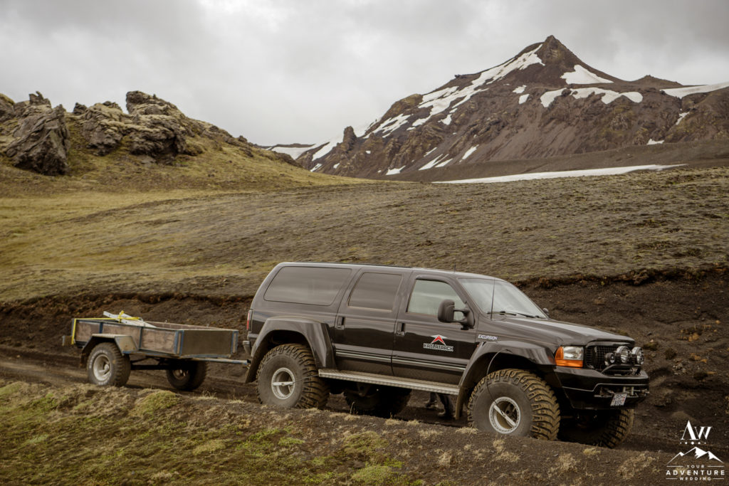 Iceland Super Jeep Company Katlatrack