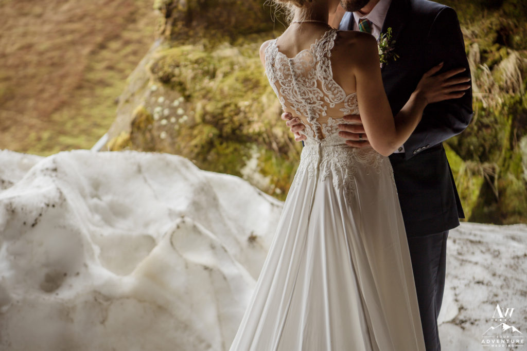 Iceland Wedding in Iceland Canyon