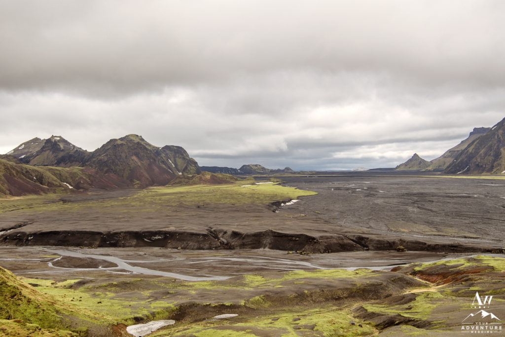 Icelandic Highland Landscape Photos