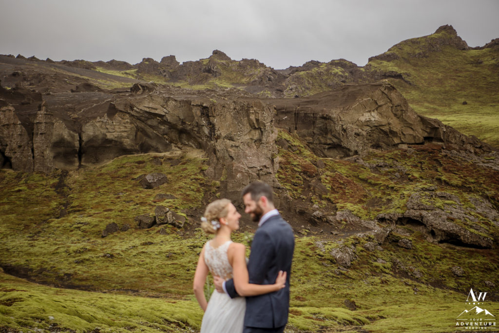 Dramatic Iceland Wedding Photographs