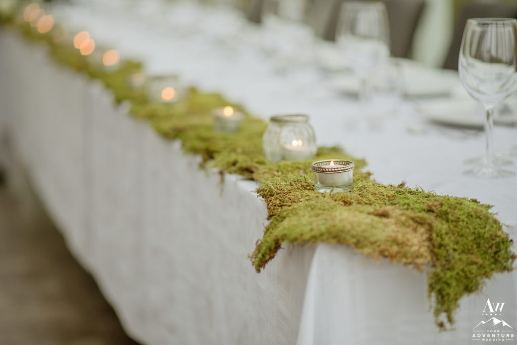 Iceland Wedding Rentals Moss by Iceland Wedding Planner