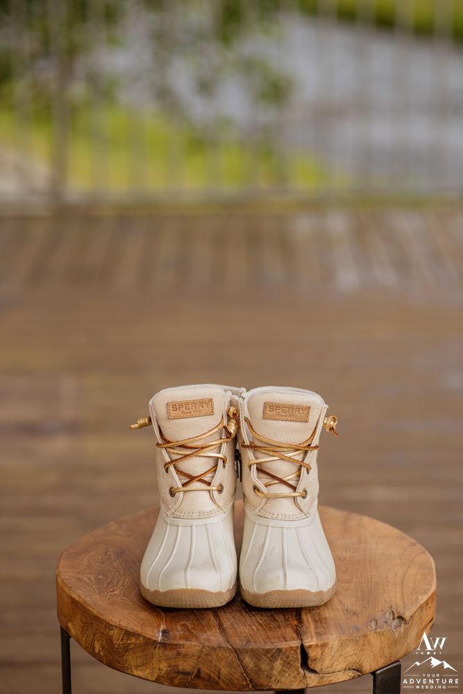 Sperry Iceland Adventure Wedding Boots