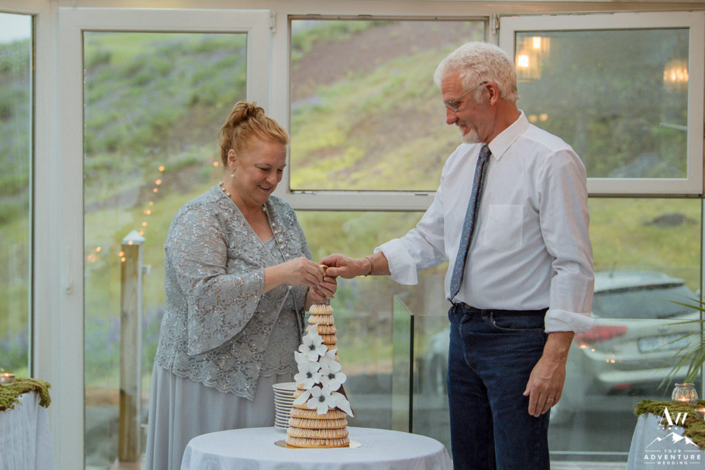 Iceland Wedding Cake Tradition