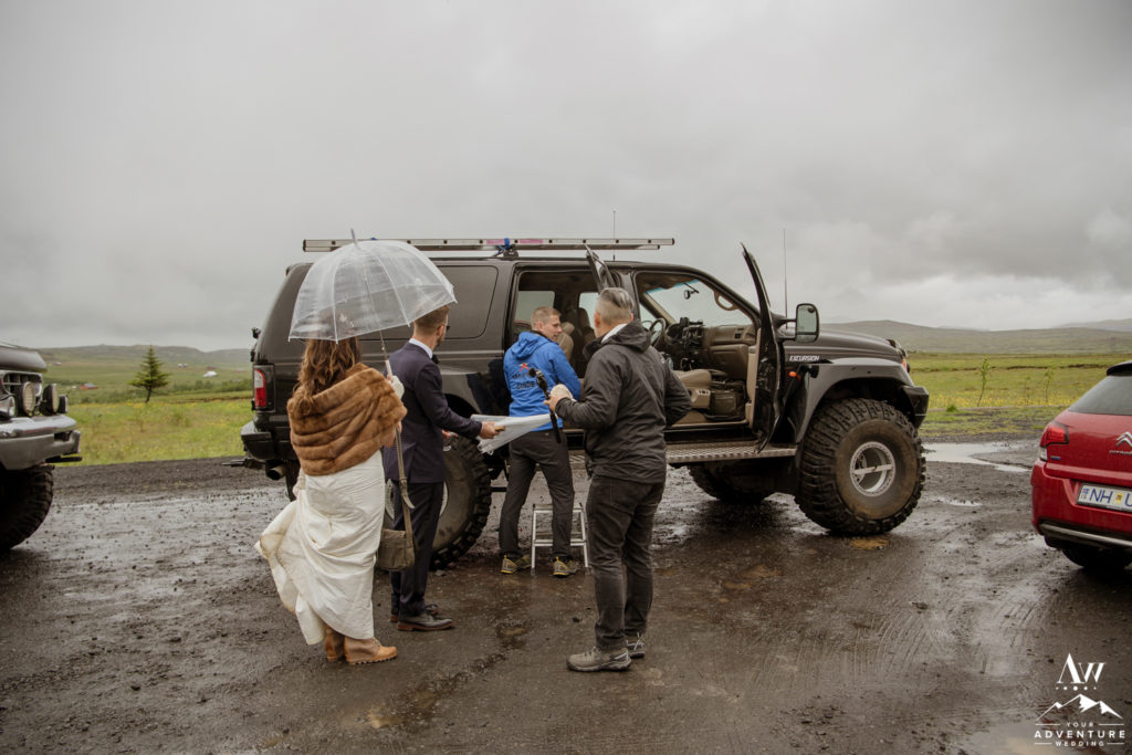Iceland Super Jeep Wedding Adventure