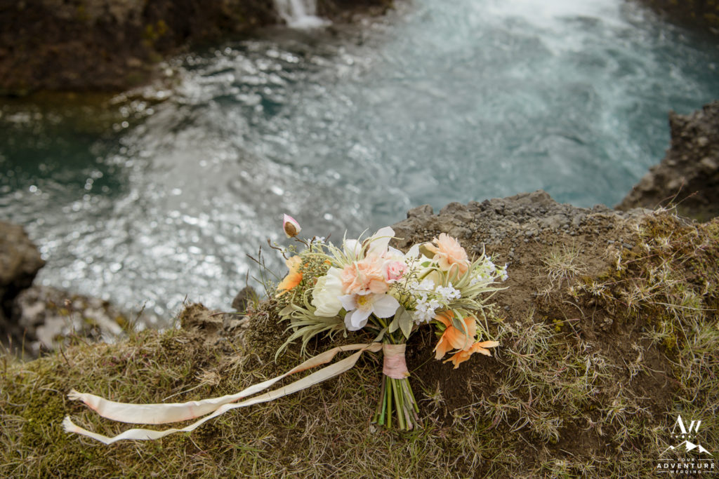Iceland Wedding Bouquet by Southern Girls Weddings