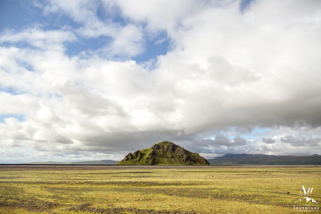 Iceland Mountain called Storidemon