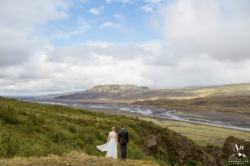 Iceland Hiking of Sarah and Landan