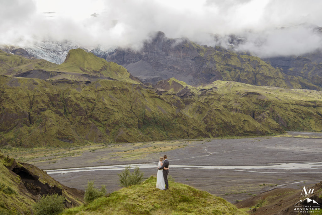 Couple hugging photo by Your Adventure Wedding