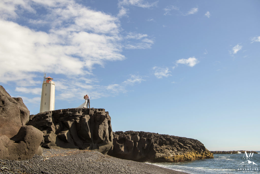 Iceland Destination Wedding at Hotel Glymur