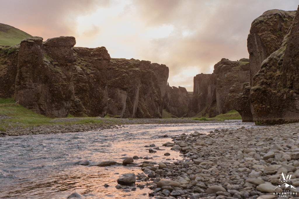 Feather Canyon Iceland Hike