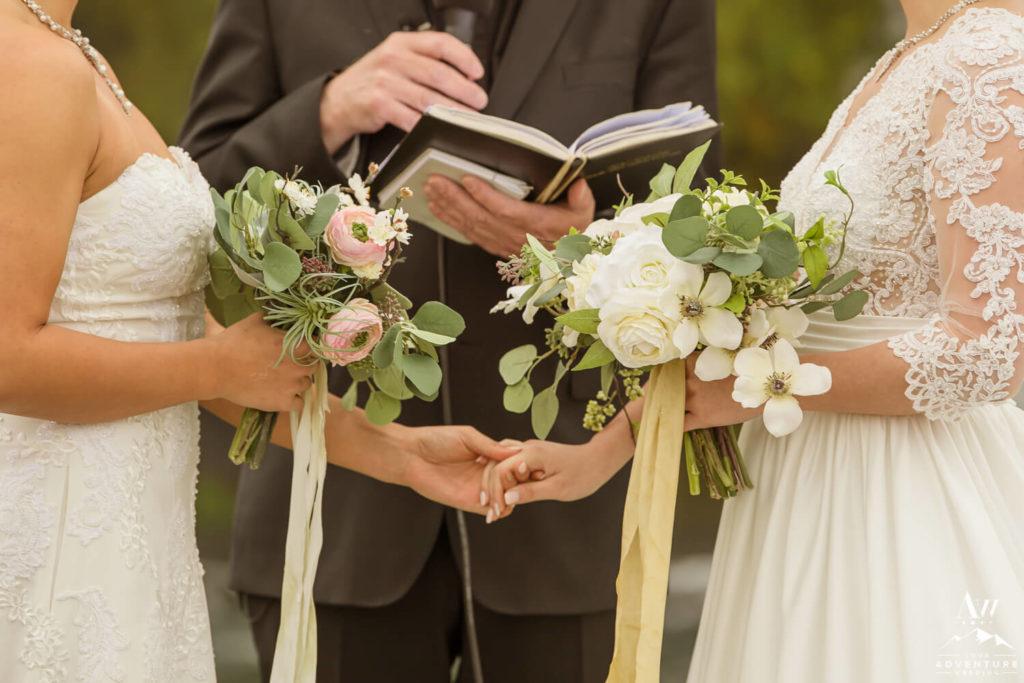 Iceland Wedding Bouquets