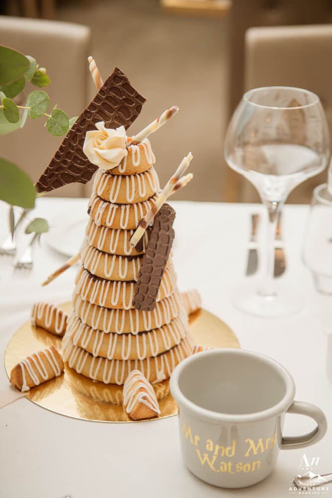 Traditional Iceland Wedding Cake