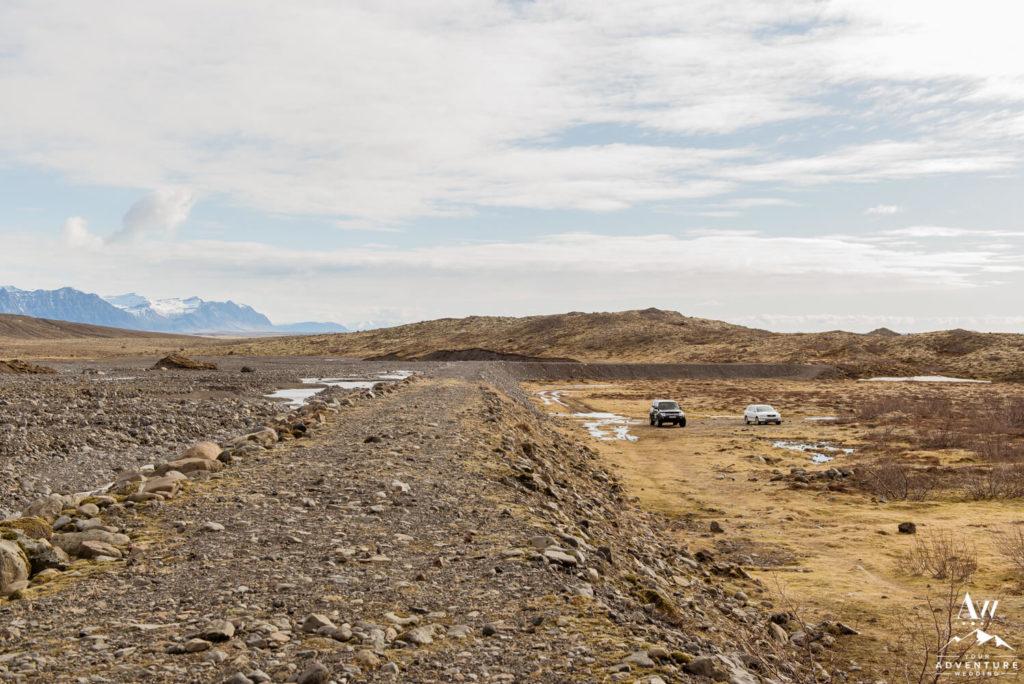 Múlagljúfur Parking Lot