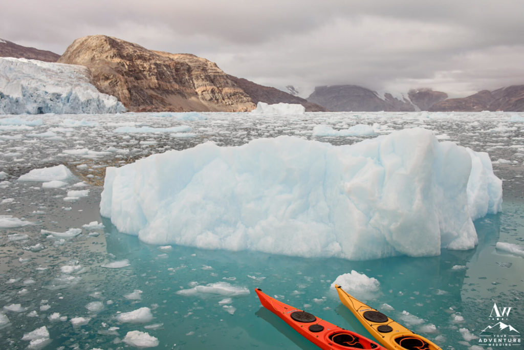 Luxury Adventures in Iceland Kayaking Experience Glacier Lagoon