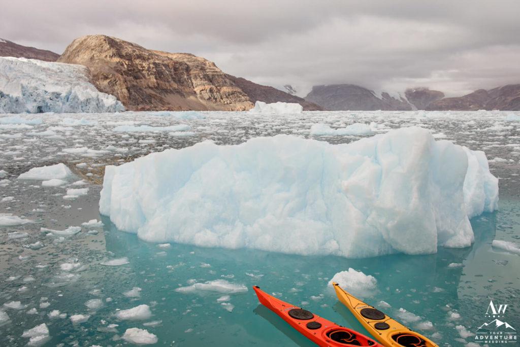 Luxury Adventures in Iceland Kayaking Experience Glacier Lagoon