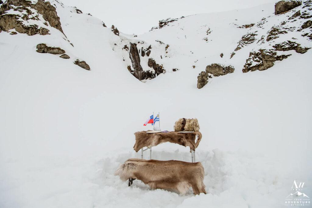 Iceland Luxury Winter Picnic